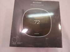 ecobee SmartThermostat with Voice Control - Black - Brand New ~!