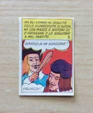 "FIGURINE SADA FIRENZE - ""I TRE MOSCHETTIERI 1958"" - FIGURINA N°3 - NUOVA - NEW"