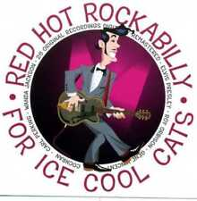 RED HOT ROCKABILLY FOR ICE COOL CATS NEW CD 26 ORIGINAL HITS ELVIS ORBISON CASH