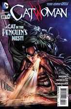 Catwoman #20 2011 New 52 DC Comics