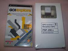 SONY PSP GO EXPLORE NAVIGAZIONE GPS PER PSP MAPPA ITALIA + ANTENNA