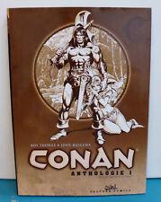 CONAN ANTHOLOGIE 1 * savage sword of Conan / éd. SOLEIL Roy Thomas John Buscema