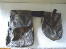 "Fieldline Around The Waist Hunting Bag / Pack 2 Separate Compartments "" GREAT """