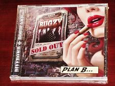 Bugzy: Plan B CD 2017 Tribunal / Divebomb Records USA DIVE144 NEW