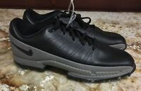 NIKE Air Zoom Attack Black Grey Waterproof Golf Shoes Mens 9 9.5 10 11.5 12