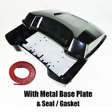 Razor Tour Pack Metal Plate Seal For 97-13 Harley Touring Street King Road Glide