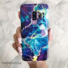Majestic Holo Marble Protective TPU Case Samsung Galaxy S9 Plus CASESALAMODE