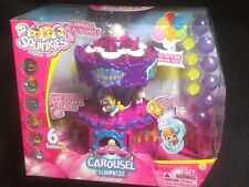 SQUINKIES CAROUSEL DISPENSER BLIP TOYS BRAND NEW FACTORY SEALED!