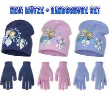 Accessoires Bonnet bleu Disney pour fille de 2 à 16 ans