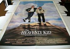 THE HEAVENLY KID POSTER ONE SHEET - 27 X 41 - 1985