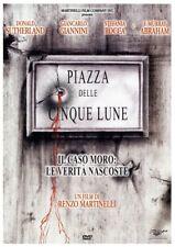 Dvd Piazza delle Cinque Lune - (2003) .....NUOVO