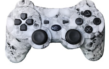 New Design Wireless Bluetooth Game Controller for SONY Playstation 3 PS3 - Skull