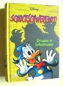 Walt Disney Enthologien Band 27 Schockschwerenot! - Grausen in Entenhausen