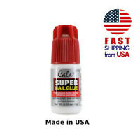 1PK CALA Super nail Glue,Nail Art,Clear Adhesive,For Fake Nail,Nail Decoration