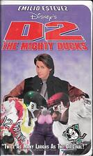 "Disney's ""D2: The Mighty Ducks"" -- VHS Classic -- 1994 -- Clamshell Case"