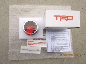 07 - 14 TOYOTA FJ CRUISER 4.0L V6 TRD PERFORMANCE ENGINE OIL FILLER CAP OEM NEW