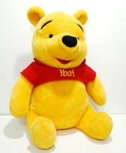 "Mattel Disney Jumbo Winnie the Pooh Plush Stuffed Bear large 24"""