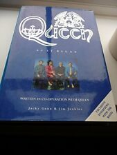 Queen: As It Began: The Authorized Biography by Jenkins, Jim Hardback Book The