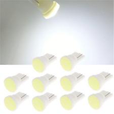 10PC 1 LED Car Super Bright White COB SMD T10 W5W Wedge Side Light Bulb Lamp 12V
