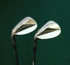 Left Handed Set of 2 x Nike Engage Square 52° & 56° Wedges Wedge Flex Steel
