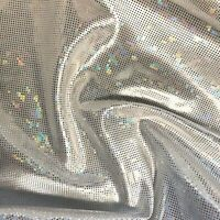 FS638 Ice Chip Satin Dance Wear 100% Polyester Stage Wear & Dance Wear Fabric