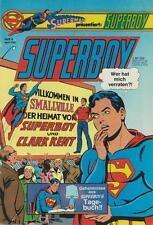 Superboy 1981/ 4 (Z1-, Sm), Ehapa
