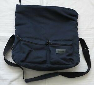 CRUMPLER Navy Computer Cross-body Bag