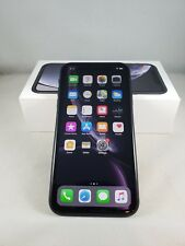 New listing Apple iPhone Xr - 64Gb - Black (Unlocked) A1984 (Gsm)