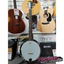 Bryden SBJ624 6 String Banjo Ganjo - Great For Guitarist Wanting to Play Banjo