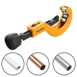 Tolsen Pipe Cutter 6-64mm- Adjustable Plumbing Pipe Cutting Tool for PVC / Metal