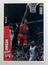1996 Upper Deck Collector's Choice Team Sets Chicago Bulls Michael Jordan #CH3