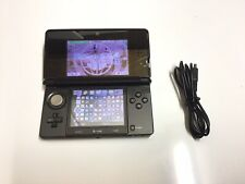 Nintendo 3DS Cosmo Black + Games + 256GB SD Card