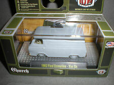 1/64th M2 Machines 1963 Ford Econoline VanGo Primer Gray