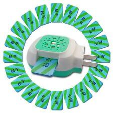 72pcs Electric Mosquito Mats 1pcs Electric Mosquito Repellent Incense Heater