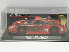 Fly 99049 slot car Porsche 911 gt1 playboy Collection 05 dec 1988 K. Karkkainen