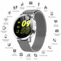 🔥 Smart Band Watch Bracelet Wristband Fitness Tracker Blood Pressure Heart