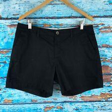 Old Navy Black Shorts Womens 6
