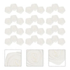 100 Pcs Premium Beautiful Garment Accessories DIY Flower Decors Roses Decors