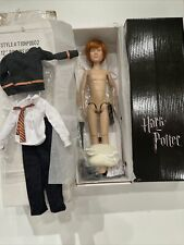 """Tonner Dolls 12"""" Ron Weasley, Harry Potter Collection Only Removed FB to Undress"""