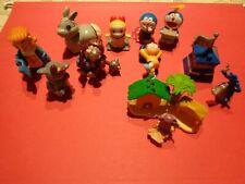 Lot of kinder surprise figurines