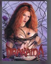 Drakaina Fantasy Art Muse Sc 2009