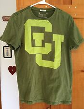 """AMERICAN EAGLE OUTFITTERS """"C U LATER"""" SHIRT SZ MED."""