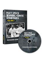 Winning Kumite Strategies DVD – Volume 1  By Matt Price