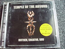 Temple of the assurdo-Mother Creator God cd-2 CDS-German