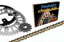Kit chaîne TSUBAKI / HONDA SLR 650 97 00  1997-2000