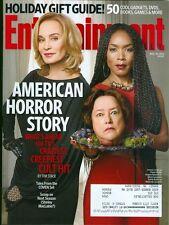 2013 Entertainment Weekly: American Horror Story Jessica Lange/Angela Bassett