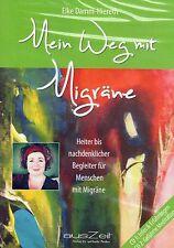 MEIN WEG MIT MIGRÄNE - Elke Damm-Hiereth - 2 x CD SET - NEU