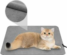 Pet Heating Pad for Dogs and Cats Indoor Warming Mat Electric Heating Pad
