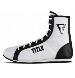 Title Boxing Innovate Mid Boxing Shoes Size 5