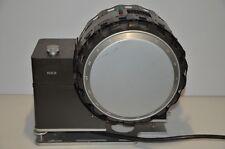 Vintage RCA dual drum 2x2 slide projector TB-7B MI-40011-B3
